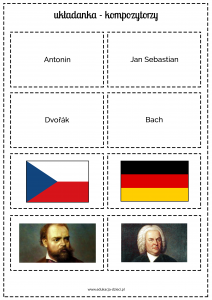 karty pracy kompozytorzy