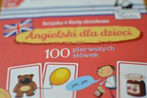 angielski fiszki dla dzieci