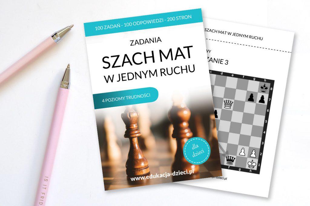 szach mat w jednym ruchu