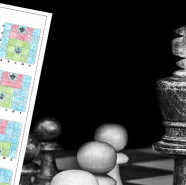 kolorowanki szachowe